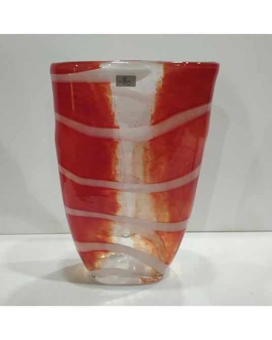 Jarrón cristal pequeño