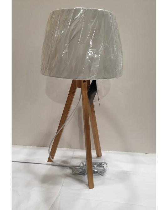 Lámpara de sobremesa tripode